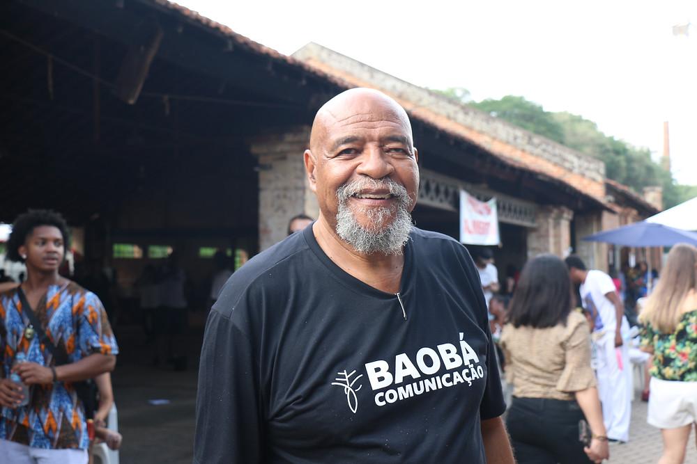O jornalista Ivam Galvão, que também é filósofo e teatrólogo, contribuiu com a agência - Crédito: Patrícia Amorim