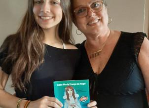 Ivana Negri lança on-line olivro infantila Lenda da Noiva da Colina