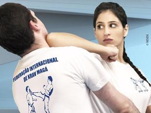 Krav Magá pode ajudar mulheres a se defenderem da violência doméstica