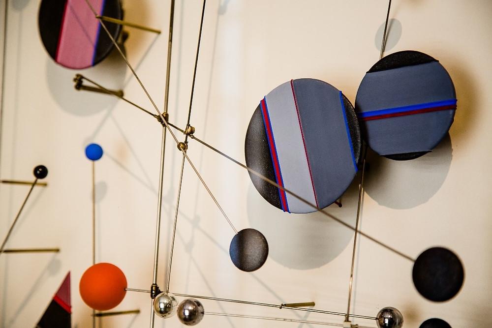 Artes Visuais integram a exposição Maquinações - Crédito: Divulgação