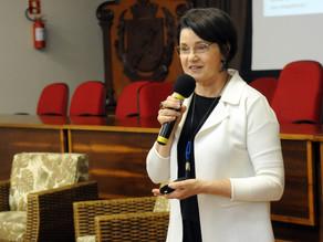 Linkado com: secretária Nancy Thame na agricultura e abastecimento