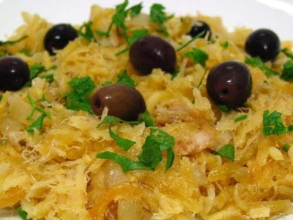 Bacalhau com batatas - Imagem: Iran Carlos Stalliviere Correa/TudoGostoso