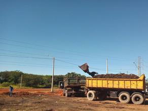 Sedema retira 454 toneladas de resíduos e finaliza limpeza do Ecoponto do Jardim Oriente