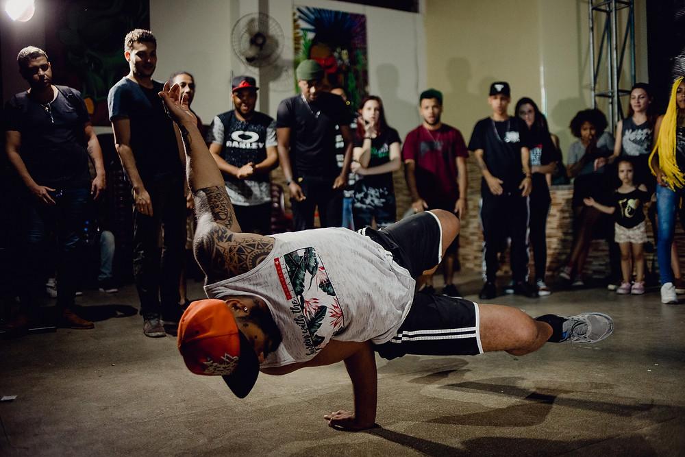 programação contempla oficinas de grafite, skate, DJ, um bate-papo - Crédito: Isabela Borghese