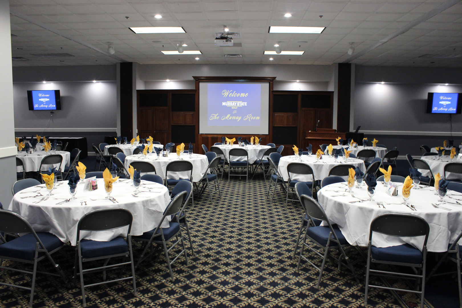 Murray Room Golf Banquet