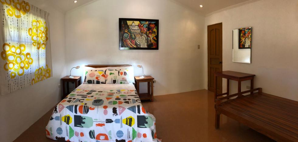 Resort Bungalow inside