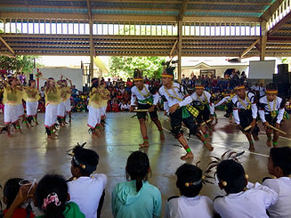 High School Tribal Dance Competition in