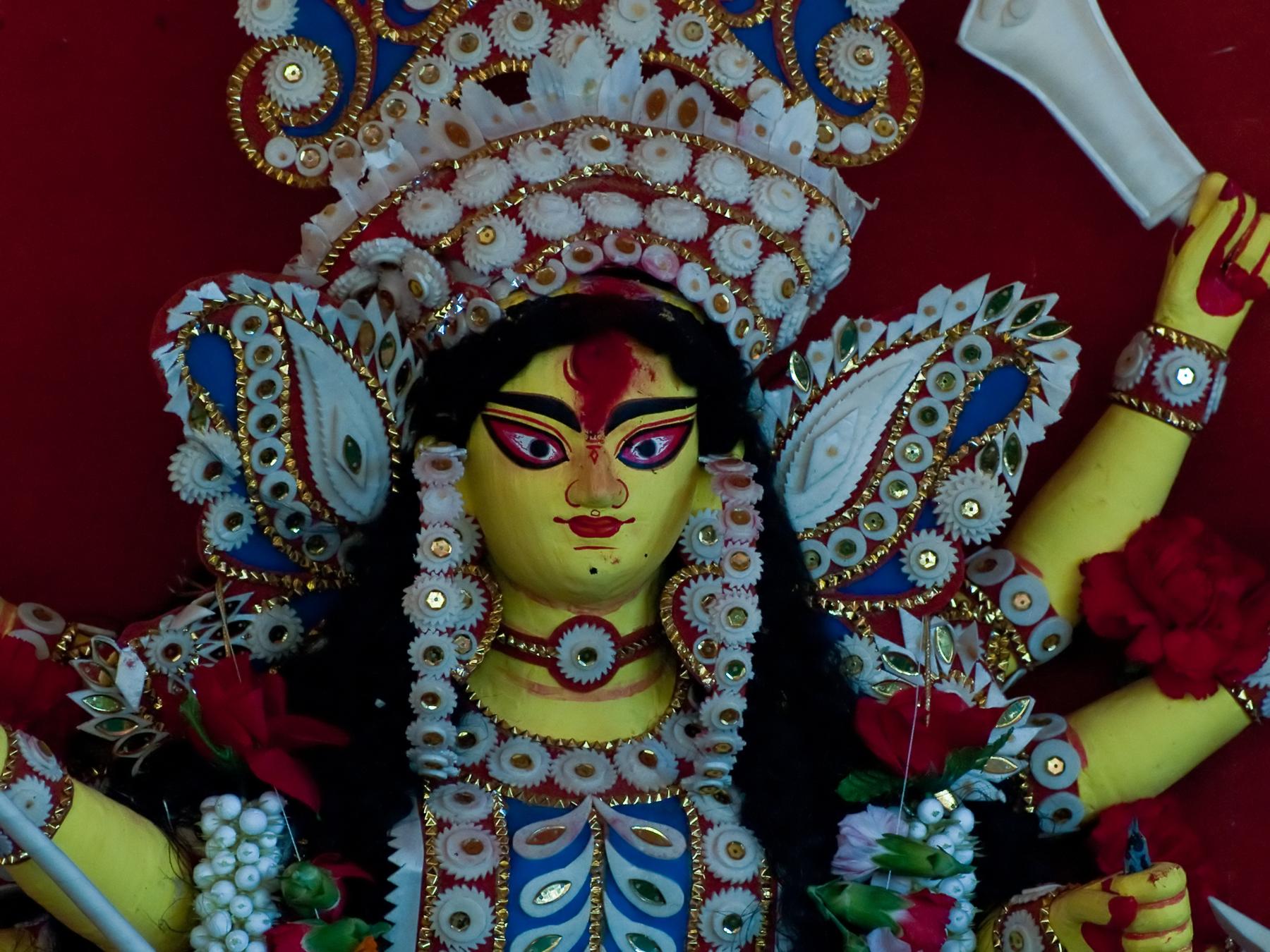 Durga Puja: Sindur khela