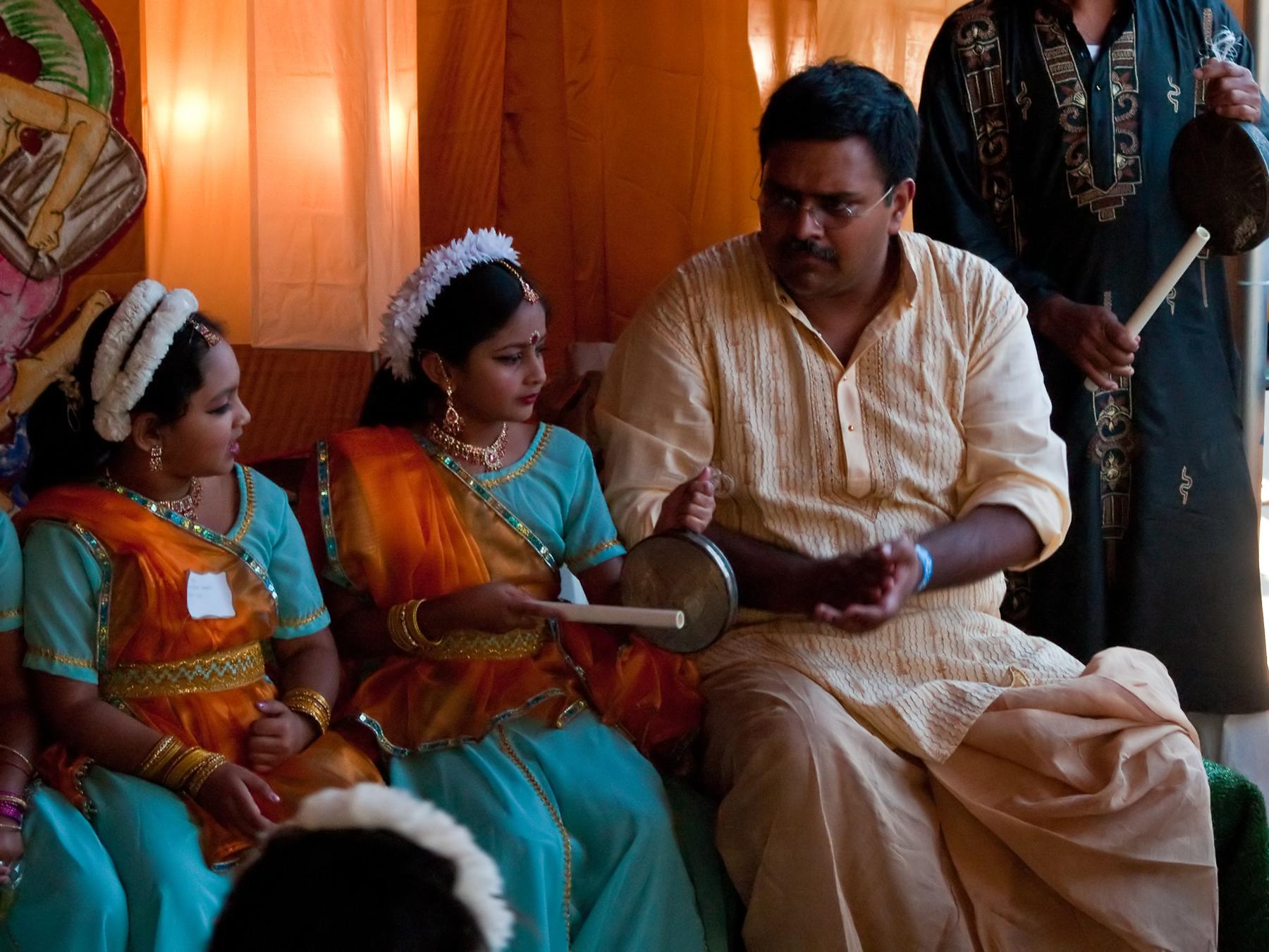 Sanskriti Cultural Program
