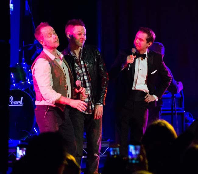 The Hobbit Oscar Party with Dominic Monaghan & Billy Boyd