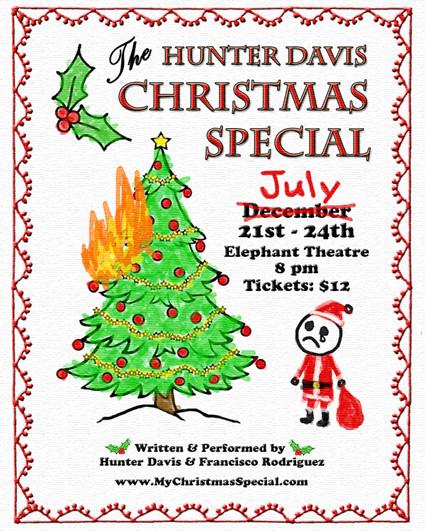 The Hunter Davis Christmas Special