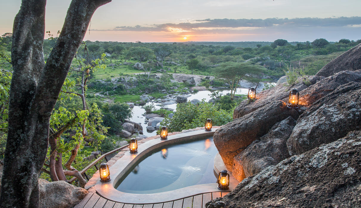 The best of Africa's top luxury safari lodges
