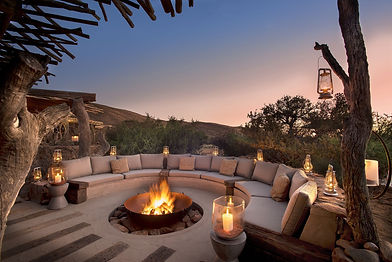 Luxury Lodge in Namibia