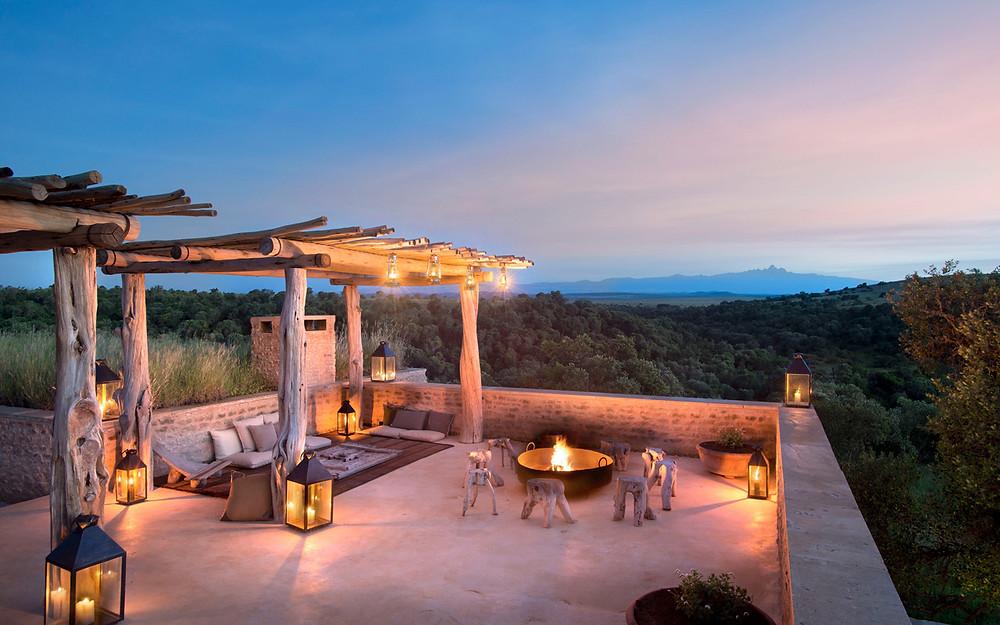Luxury African Safari Honeymoon