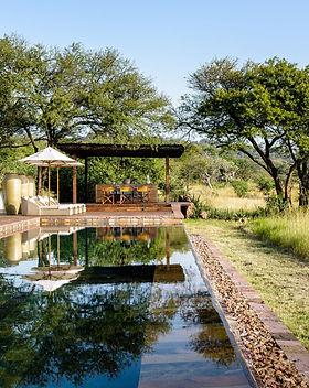 Luxury Safari Lodge   Singita Serengeti House