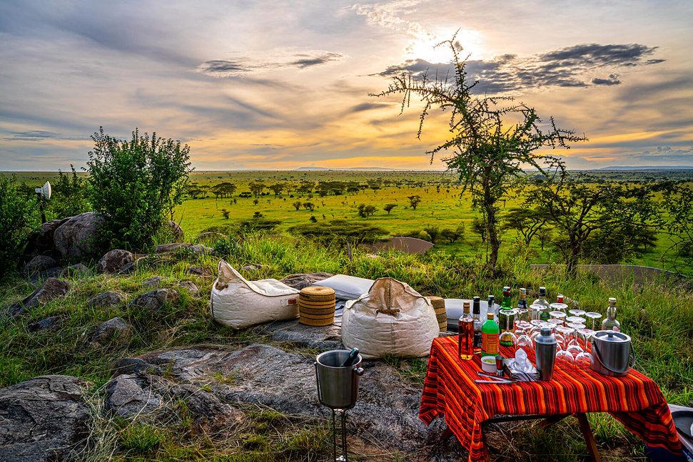 African Safari Destiations   Serengeti   Ngorongoro   Luxury African Safaris   AROYÓ Safari