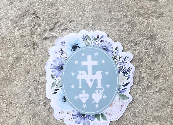 Immaculata Stickers