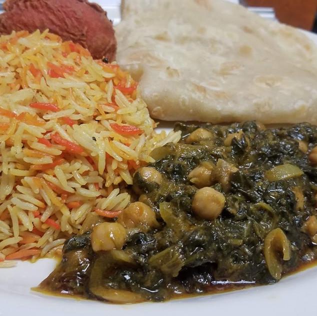 Vegeterian Platter