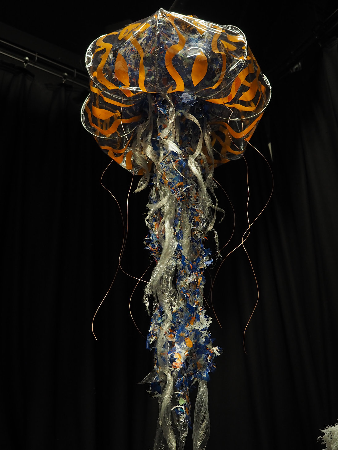 Upcycled Jellyfish