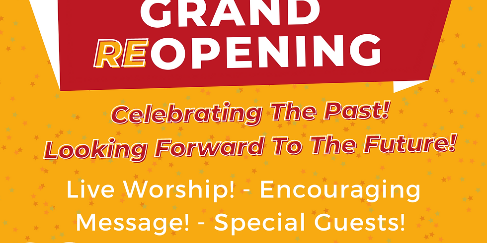 New Hope Grand Re Opening