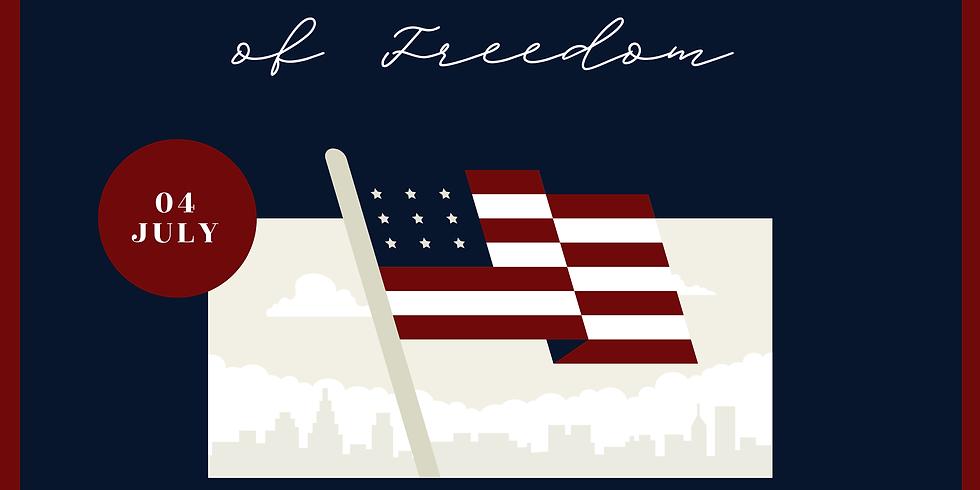 4th of July Freedom Celebration