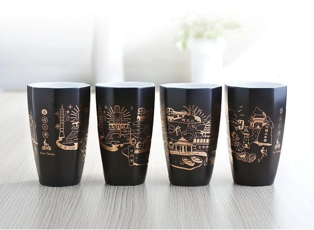 嬉遊台灣杯 Taiwan scenery cup