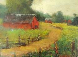Garity, JIll-Red Barn