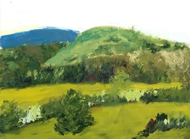 Sharpe, Susan-The Pasture Under the Hill