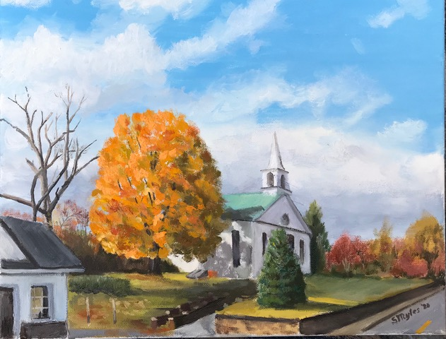 Myles, Steve-Piedmont Church