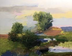 Sharpe, Susan-Summer Evening