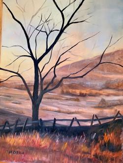 Carroll, Margaret-Morning Fog