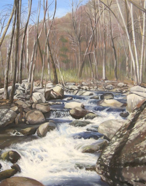Myles, Steve-Spring Rush