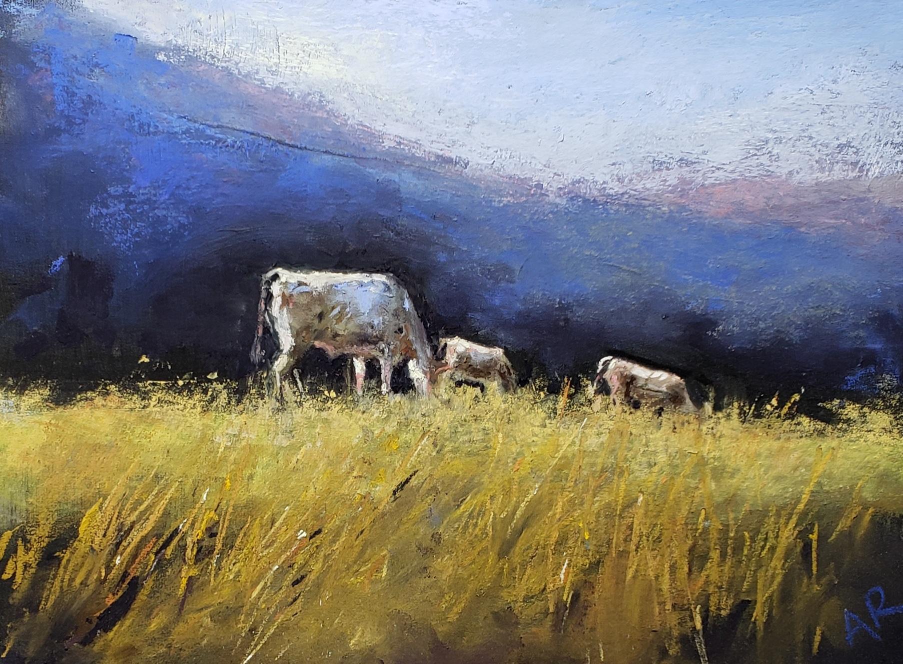 Reid, Anne-Cows, Hume, VA