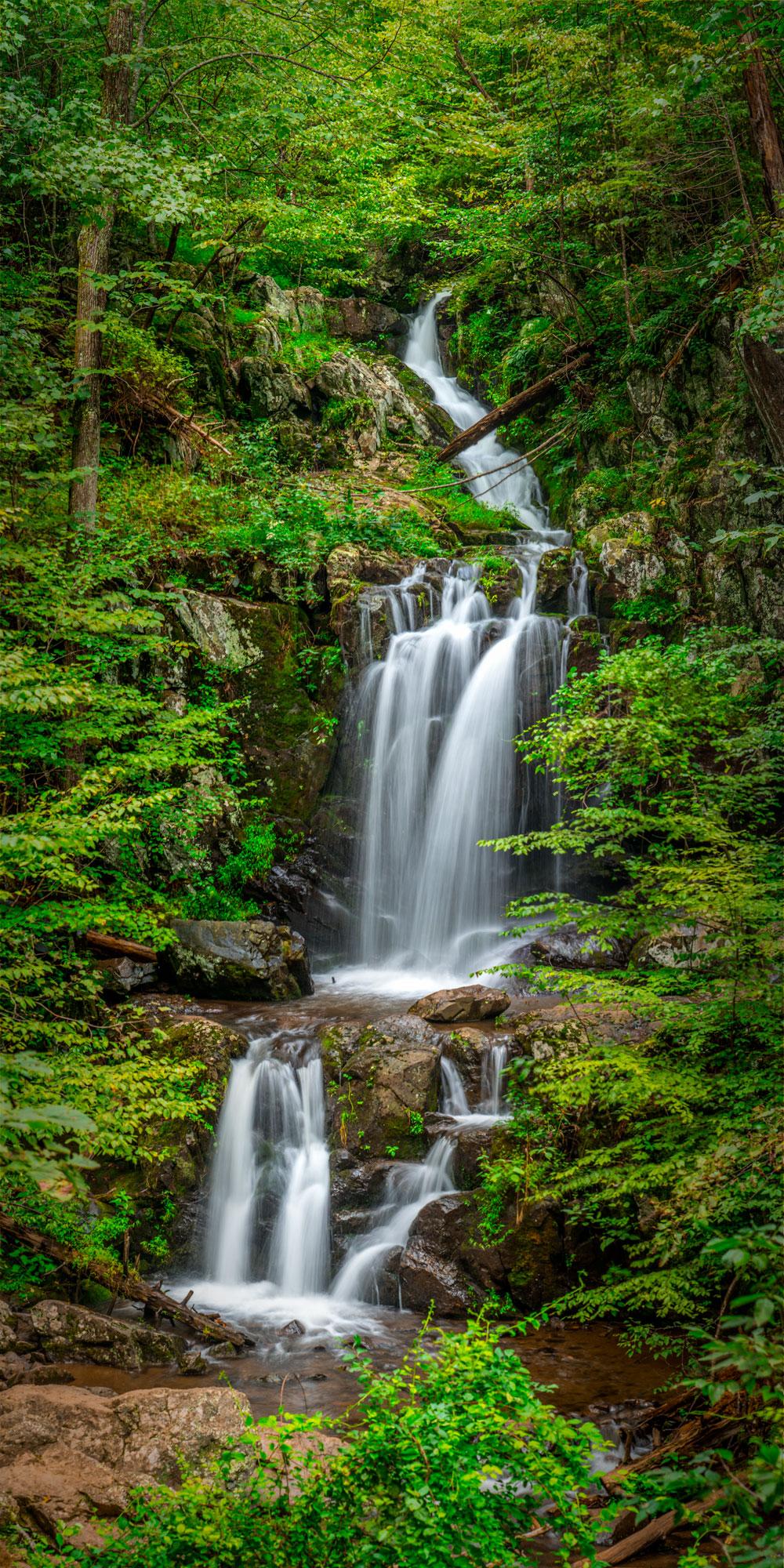 Chirieleison, MIke-Doyles River Falls