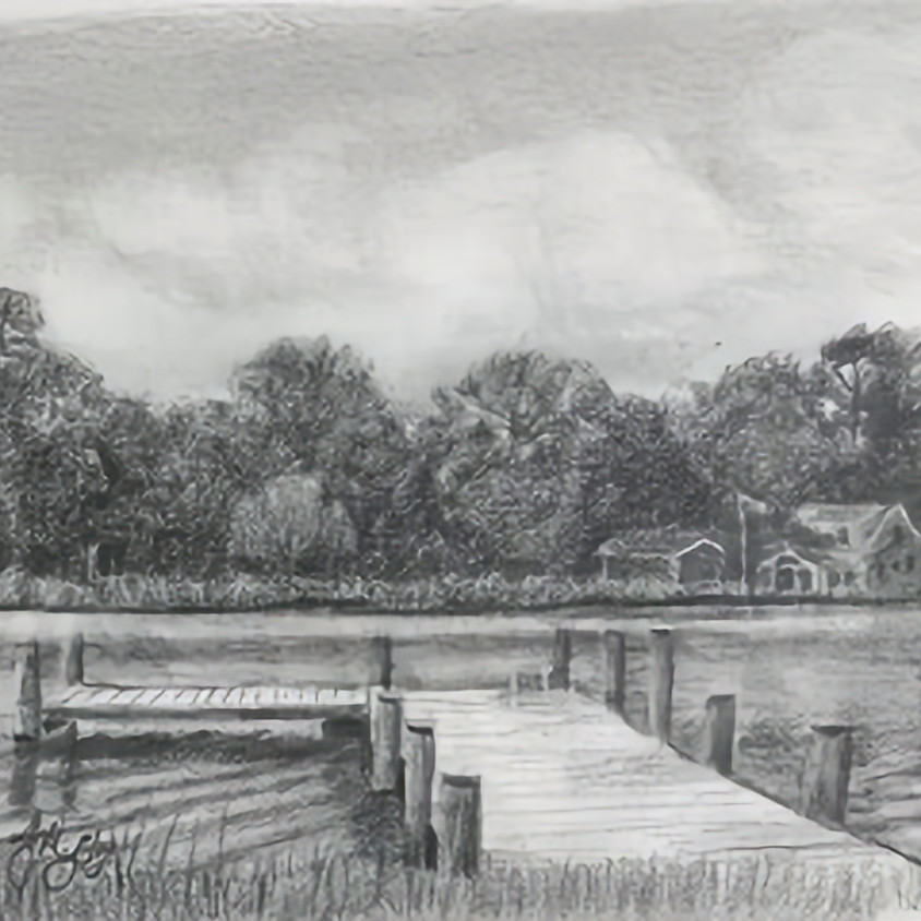 Session 2: Landscape Drawing and Perspective with Steve Myles - FREE!