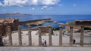 Rhodes, une île magique entre plages de rêve et sites culturels
