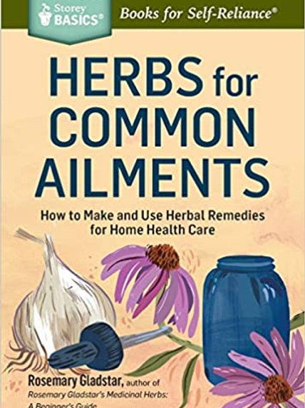 Herbs for Common Aliments