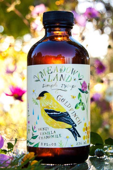 Goldenfinch Simply Syrup