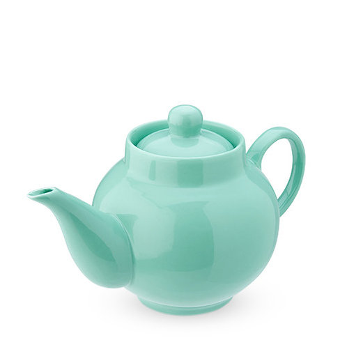 Regan™ Green Ceramic Teapot & Infuser