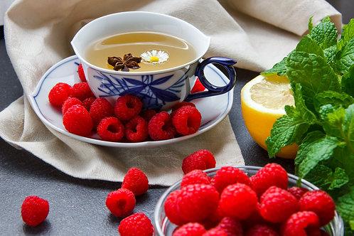 French Raspberry Herbal