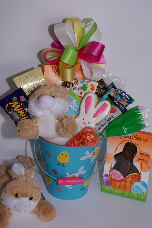 Happy easter gift basket northbaybaskets happy easter gift basket negle Image collections