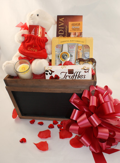 Bee mine valentine gift basket north bay gift baskets bee mine valentine gift basket north bay gift baskets negle Images