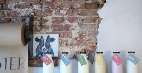 Invloed voerrantsoen koeien op de samenstelling van de melk