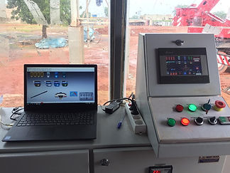 Conmach concrete batching plant automation system is being developed by the Conmach engineers. Therefore to solve any problemin case it occurs at the site is very easy to handle. Besides our automation engineers give 7/24 support in case the customer needs to contact asap.