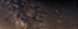 From Sagittarius to Scorpius