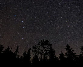 The Big and Little Dipper