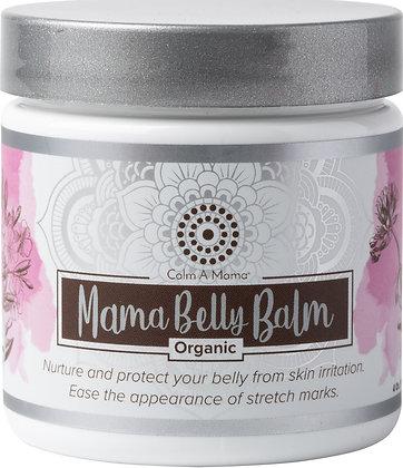 Organic Mama Belly Balm - USDA Organic - Skin Irritation & Stretch Marks