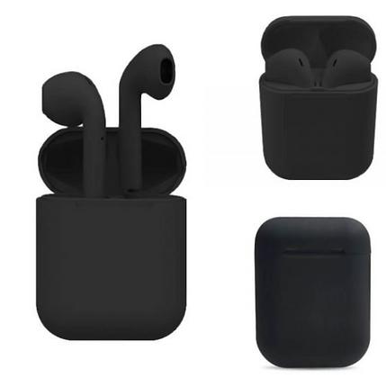 Macaron Earbuds - Black