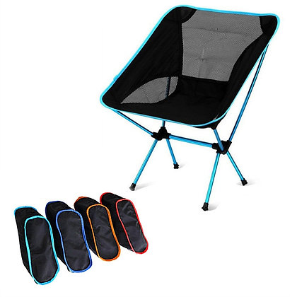 Lightweight Compact Folding Camping Backpack Chairs