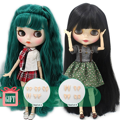 ICY DBS Blyth Factory Doll Suitable for Dress Up by Yourself DIY